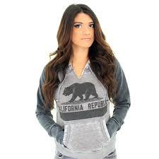 American Flag Hoodies For Men California Republic Clothes California Hoodies T Shirts Sweaters