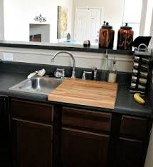 kitchen island with cutting board cutting board kitchen island fresh cutting board island foter jpg