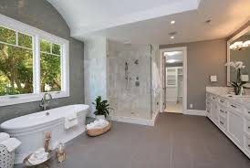Bathroom With Bath And Shower 185 Master Bathrooms With Freestanding Tubs For 2018