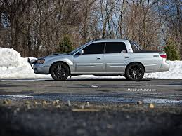 2004 subaru wrx modded the subaru baja from hell reviewed mind over motor