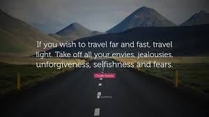 Fast Light Cesare Pavese Quote U201cif You Wish To Travel Far And Fast Travel