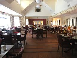 Ella Dining Room by The Oscar U0026 Ella Wilf Campus For Senior Living Somerset Nj