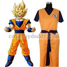 Dragon Ball Halloween Costumes Dragon Ball Cosplay Goku Cosplay Costume Aliexpress