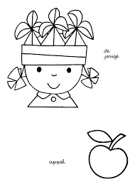 miffy coloring pages coloringpages1001 com