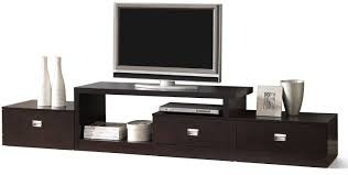 Living Room Entertainment Center Modern Tv Stand Low Profile Entertainment Center Console Living