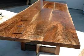 natural wood table top reclaimed wood table 5 steps with pictures large wood table picture