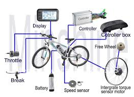 factory direct sale electric bicycle conversion kits ebike