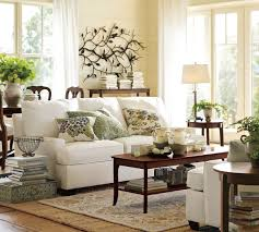 chic pottery barn style living room ideas thehomestyleco amys office