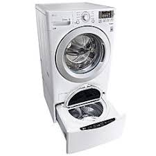 Lg Washer Pedestal White Rated Stand Alone Washing Machines In All Styles Sears