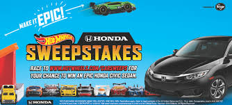 matchbox honda promotional offer