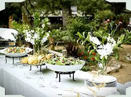 Table Buffet Decorations by 146 Best Buffet Style Service Ideas Images On Pinterest Marriage