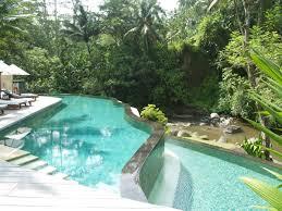 split level pool four seasons resort bali in sayan bali pools
