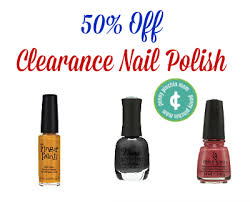 sally beauty online sale 50 off clearance nail polish