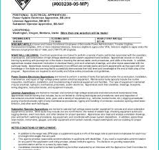 sle electrical engineer resume australia model electrician cover letter lovely sle picture ffh of