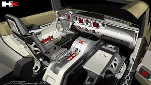 potohar jeep interior hummer hx amazing cars