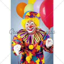 clown balloon clown offers balloon gl stock images
