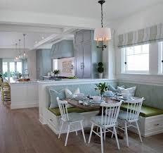 coin repas cuisine moderne banc et table angle cuisine coin repas