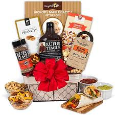 bacon gift basket grilling and bbq gift baskets archives enchanted gift baskets