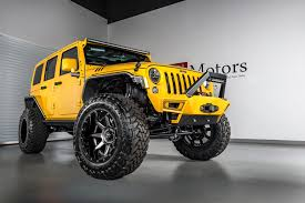 yellow jeep wrangler unlimited 2015 jeep wrangler unlimited hardtop baja yellow 101 motors media