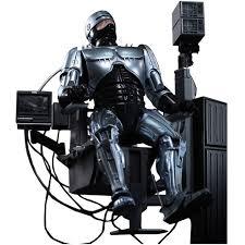 Mechanical Chair Robocop Robocop With Mechanical Chair Mms203d05 Toys