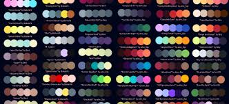 how to choose a color palette for your design cabrera typo