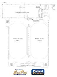 property floor plans arena information south point arena equestrian center and