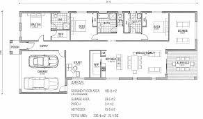 contemporary floor plans modern floor plans australia homes floor plans