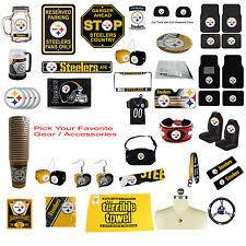 Steelers Bathroom Set Nfl Seat Covers Ebay