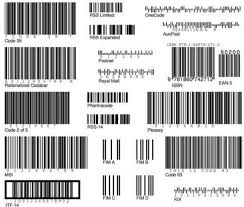 Barcode Designs For 6 Barcode Designs Sles And Ideas