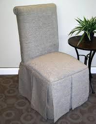 how to make a custom dining chair slipcove furniture aleksil com