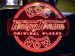 krispy kreme light hours beer and eats never miss another opportunity to get a krispy kreme