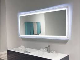 cottage bathroom mirror ideas stainless steel handle frame white