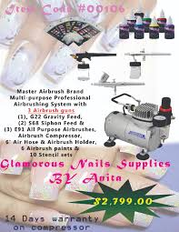 promotions glamorous nail supplies