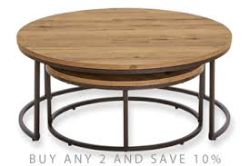 wood nesting coffee table coffee tables oak glass coffee tables next official site