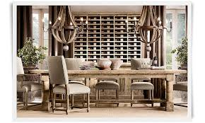 Home Design And Restoration Restoration Hardware Dining Rooms Home Planning Ideas 2017