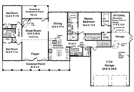 3 bedroom country house plans stonecroft country home plan 077d 0053 house plans and more