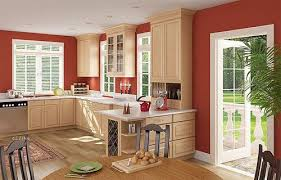 paint ideas for kitchens kitchen wall paint color to the room look biger 35