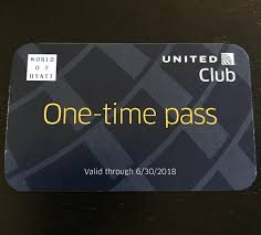 united one time club passes changing soon mommy points