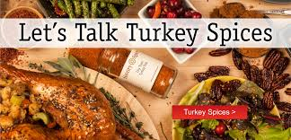 thanksgiving dinner menu food ideas savory spice