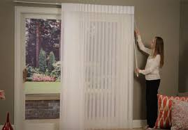 Hunter Douglas Window Treatments For Sliding Glass Doors - privacy sheers luminette hunter douglas canada