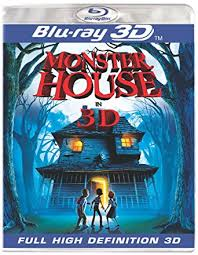 monster house com amazon com monster house blu ray 3d version gil kenan steve