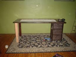 Diy Door Desk Diy Weekend Project Make A Desk Out Of A Door Diydiva