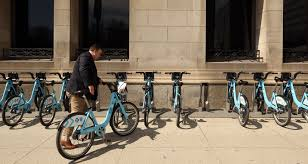 Chicago Divvy Map Chicago Is Overpaying For Divvy Chicago Tribune