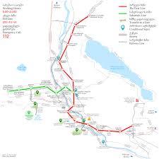map underground tbilisi metro