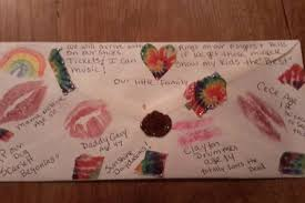 Decorated Envelopes Grateful Dead Fans Send In 60 000 Orders For Soldier Field Tickets