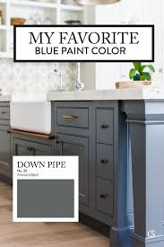 best paint for inside kitchen cabinets our favorite blue kitchen cabinet paint colors christopher