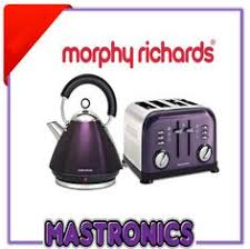 Toaster And Kettle Set Red Morphy Richards Kettles And Toasters For The Home Pinterest