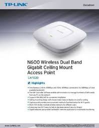 Ceiling Mount Wireless Access Point by Tp Link N600 Wireless Dual Band Gigabit Ceiling Mount Access Point