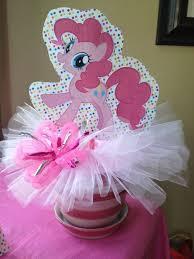 my pony centerpieces my pony baby shower search mlp