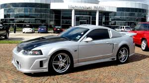 mustang modified 2000 ford mustang gt